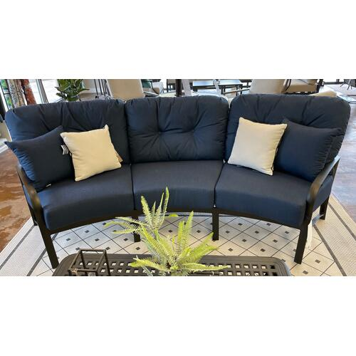 Woodard Furniture - Fremont Crescent Sofa