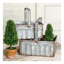 See Details - Set of 2 Corrugated Baskets