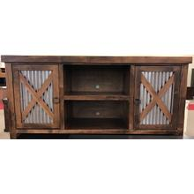 "65"" TV Console - Whiskey"