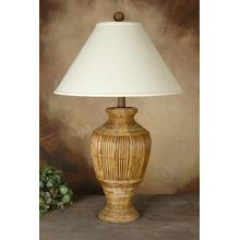 See Details - Rattan Table Lamp