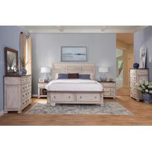 California King 5 Piece Bedroom Set