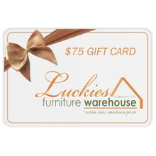View Product - $75 Gift Card - NO Tax Charged