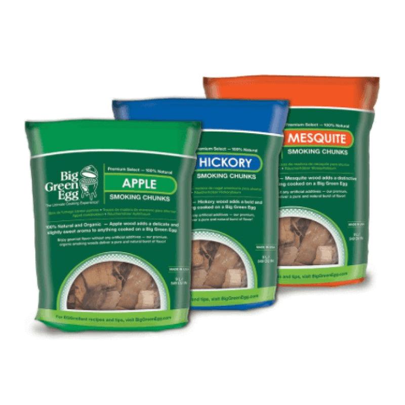 Premium Kiln Dried Mesquite Wood Smoking Chunks (9 L/549 cu in)