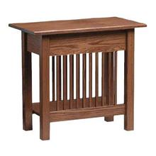 See Details - Mission Chair- Side Table