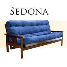 Solid Oak Futon Frame - Sedona