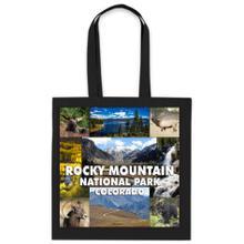 Reusable Rocky Mountain National Park Bag