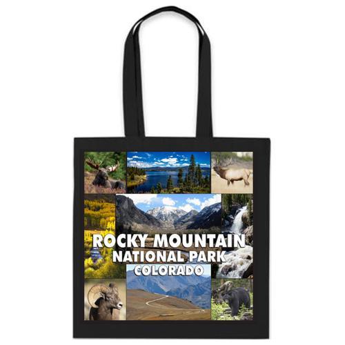Gallery - Reusable Rocky Mountain National Park Bag
