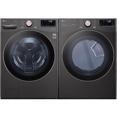 Packages - LG Front Load Laundry Pair