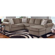 View Product - Jesse Cocoa Sectional