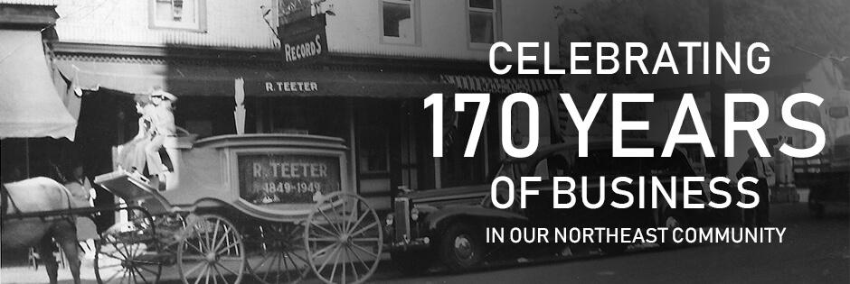 170 Years of Business