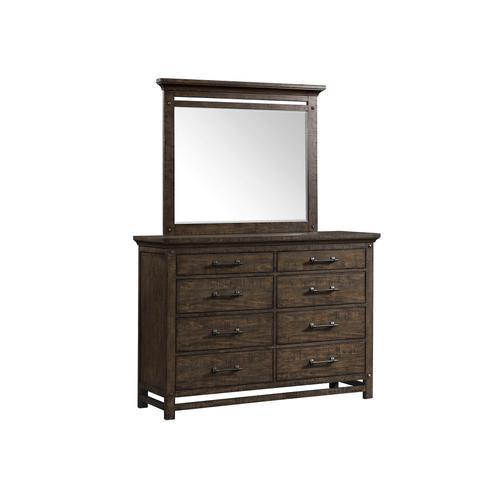 Artisan Dresser & Mirror