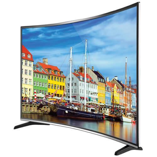 "Bolva 65"" Curved LED TV"