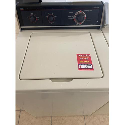 Treviño Appliance - Roper Washer