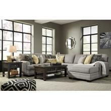 Cresson Sectional with Chaise Option