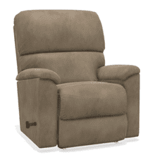 Brooks Rocking Recliner  in Mushroom   (10727-D160462,39901)