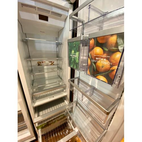 Thermador T24IR900SP  24-Inch Built-in Panel Ready Fresh Food Column