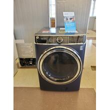 See Details - GE® 5.0 cu. ft. Capacity Smart Front Load ENERGY STAR® Steam Washer with SmartDispense™ UltraFresh Vent System with OdorBlock™ and Sanitize   Allergen