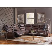 988 Breckenridge Reclining Sectional Tobaccoi Product Image