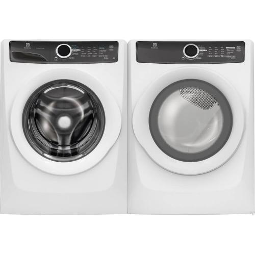 Electrolux Laundry Package With Gas Dryer In White