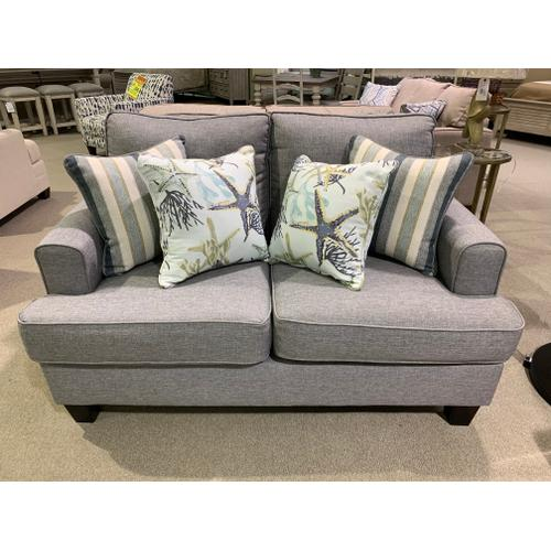 Fusion 2 Piece Set:  Queen Sleeper with Innerspring Mattress and Loveseat