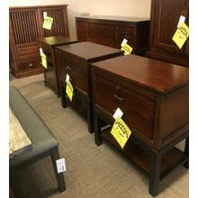 View Product - Miscellaneous Mahogany Bedroom Pieces