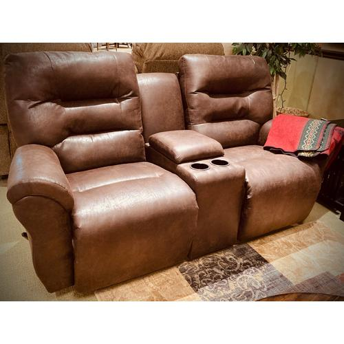 UNITY Rocking Reclining Loveseat in Sable     (L730RC7-23366,44881
