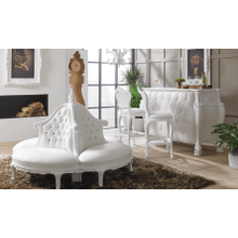 Snow White Round Sectional
