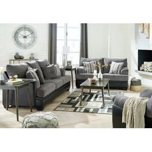 Packages - Millingar- Smoke Sofa and Loveseat