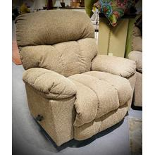 RETREAT CHAISE ROCKER RECLINER in Truffle     (8N07-18639,39930)