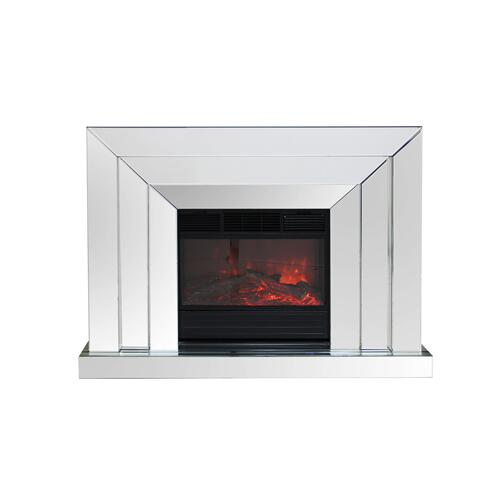 RUSTIQUE GD 1527 Rustique Emma Mirrored Fireplace