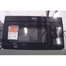 Whirlpool® 2.0 cu. ft. Microwave Hood Combination with Auto Adapt Fan (This One Only)
