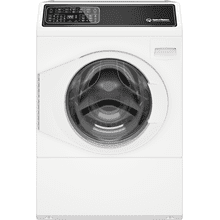 Speed Queen 3.5CF White Front Load Washer