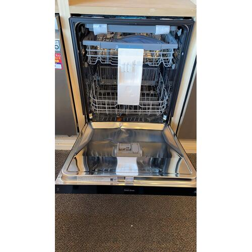Treviño Appliance - LG Black Front Control Dishwasher