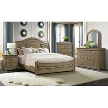 Louis Farmhouse 6pc Queen Bedroom Set