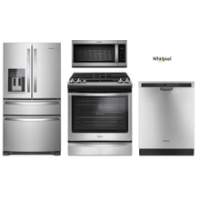 Whirlpool Package with slide-in Range