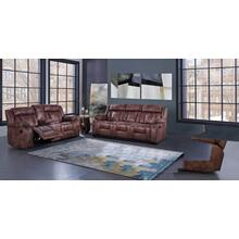 Glider Recliner	Brown