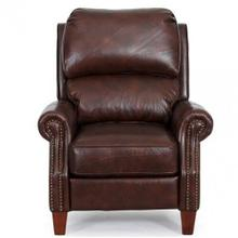 Nevada Leather Recliner in Walnut