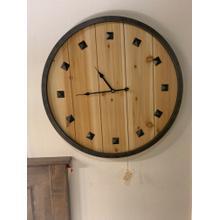 Roaming Clock