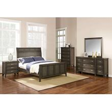 Richfield Smoke King Bedroom Set