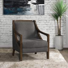 ELEMENTS UHK-526101 Hopkins Columbia Charcoal Chair