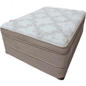 Dutchcraft - Dutch Craft Cheekwood Pillow Top Mattress