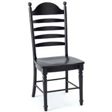 See Details - Turned Leg Side Chair