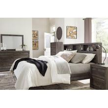 """See Details - 7 Piece Vay Bay Bedroom includes a Free 50"""" Samsung QLED Smart TV"""
