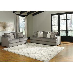 Soletren Sofa and Loveseat Set