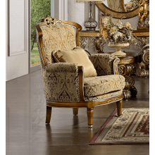Homey Desing HD369C Living Room Accent Chair Houston Texas
