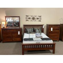 See Details - Amish Shaker Eco Bedroom Set
