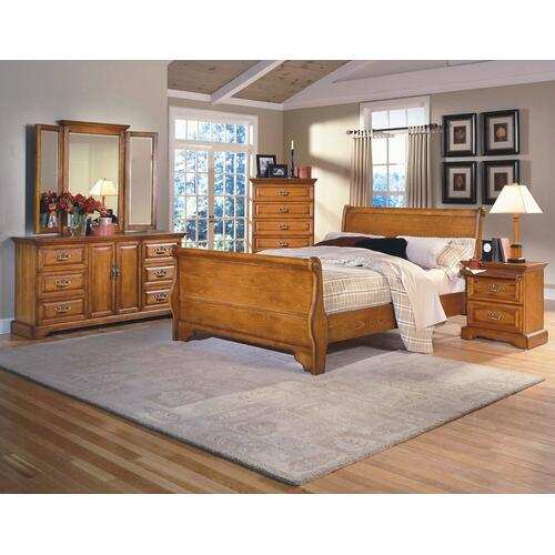 Honey Creek- Queen 5 Piece Set