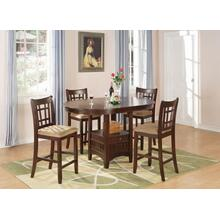 CLEARANCE Counter Height 5 pc Dining Set