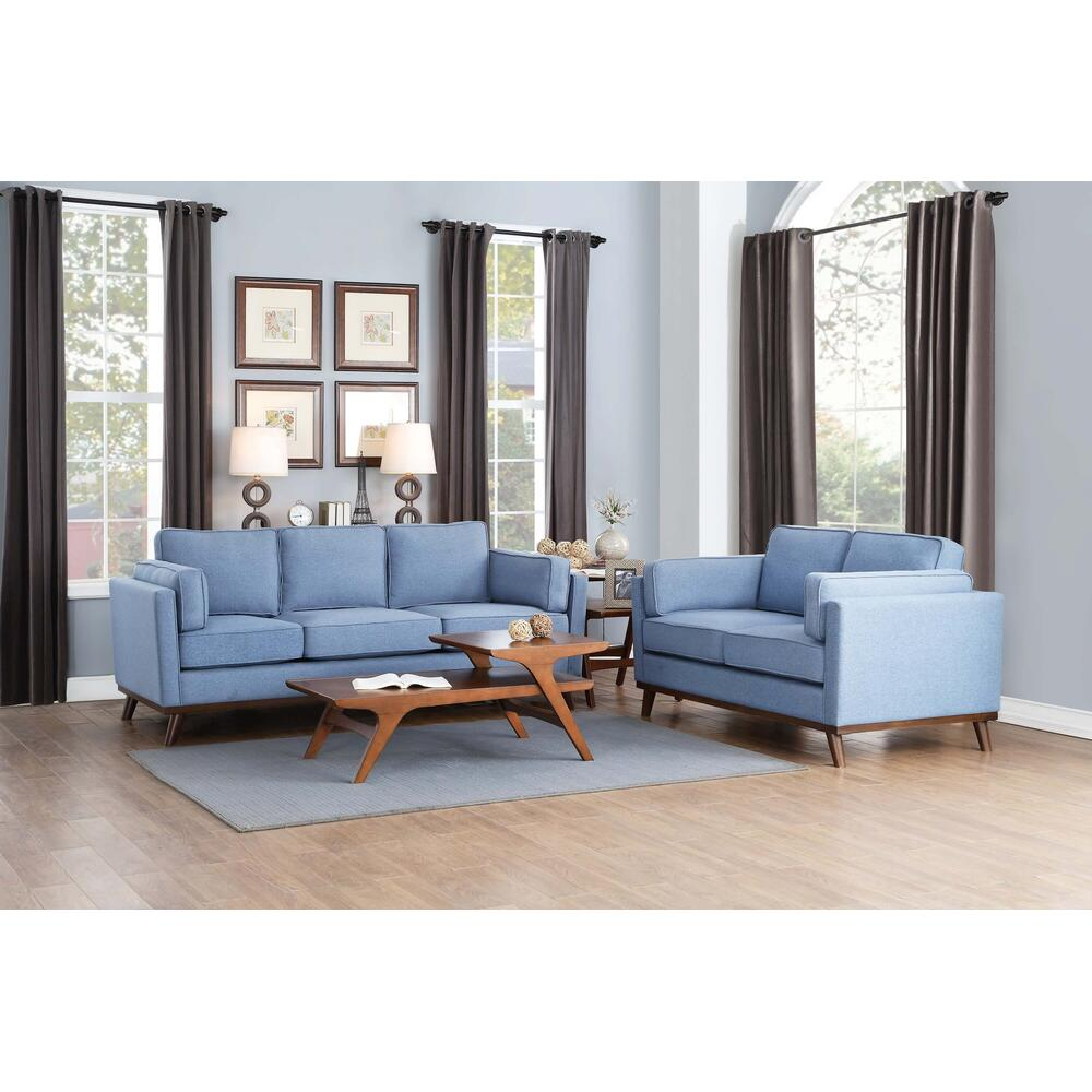 Bedos Sofa and Love Seat