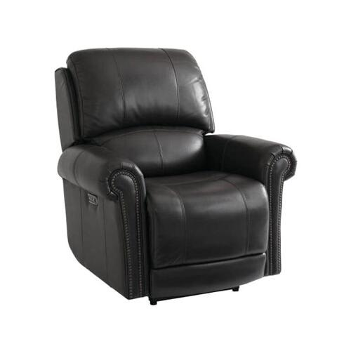 Olsen Wallsaver Recliner w/ Power in Umber